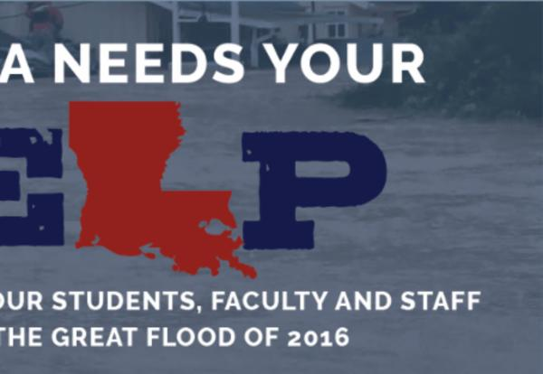 Flood Recovery Fund Established to Help Community and Technical College Students, Employees