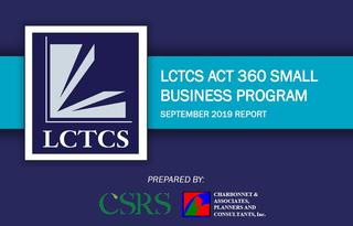 LCTCS ACT 360 Small Business Program