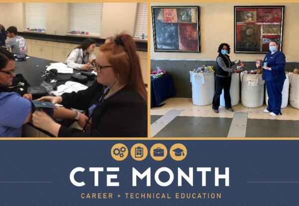 REGIONAL SPOTLIGHT OF CTE ACTIVITIES IN RLMAS 7 AND 8