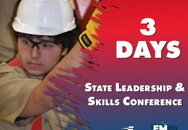 Students to Compete at 2021 State Workforce Development Event