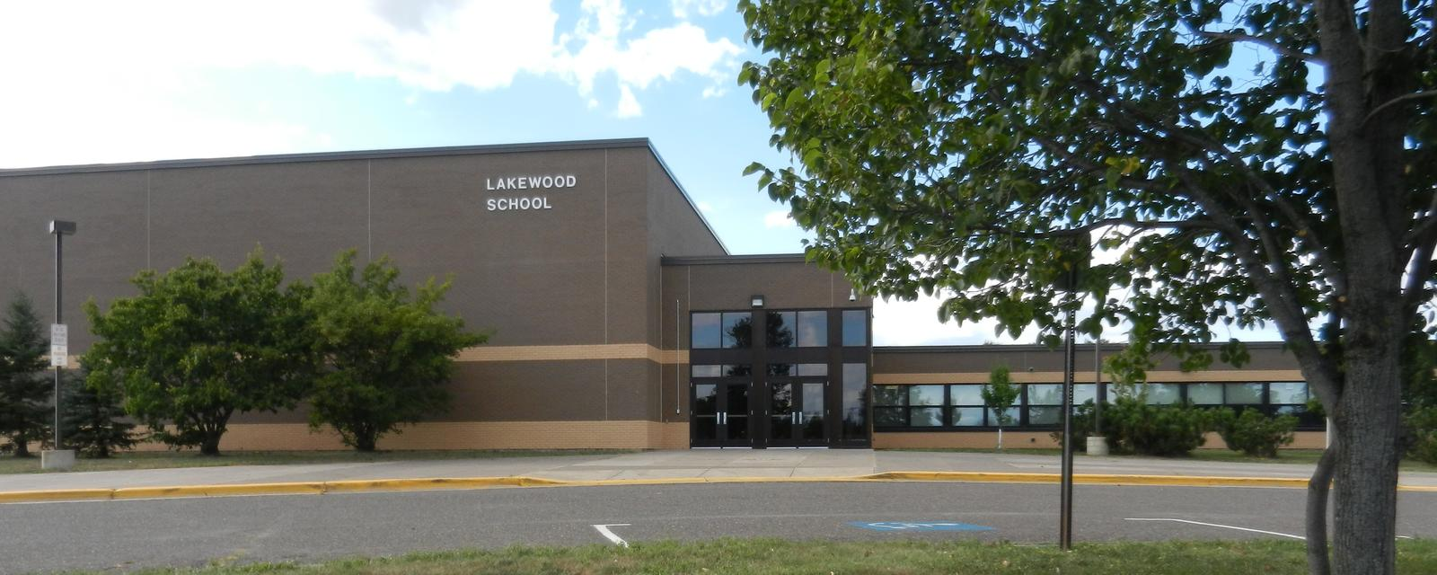 Lakewood School exterior