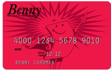 Benny Card