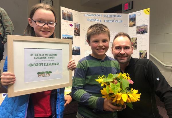 Award for Homecroft