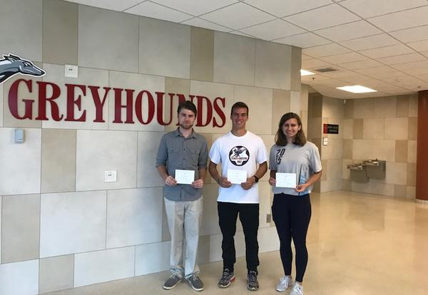 East Commended Students in the 2019 National Merit