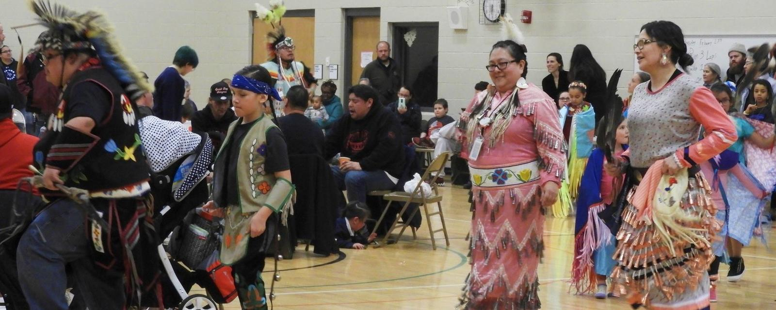 Steps to the Future Powwow