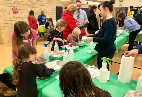 STEM Night for Students, Families