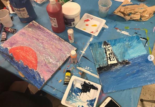 Student Creativity Shines