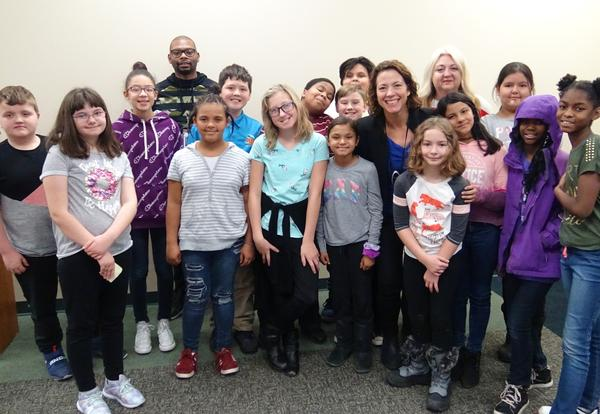 Student Council Hosts Mayor
