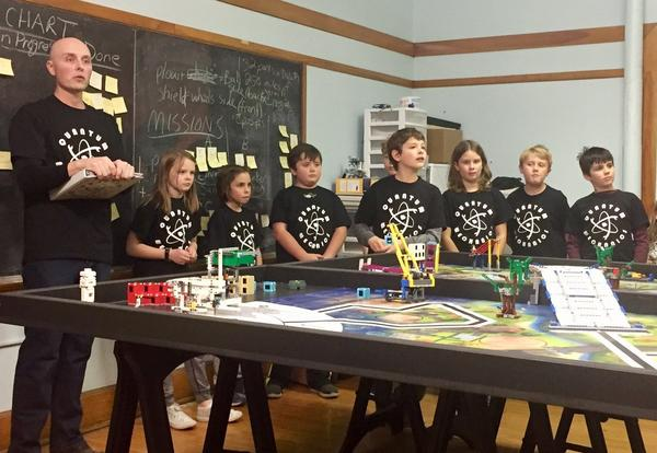Robotics Teams Success