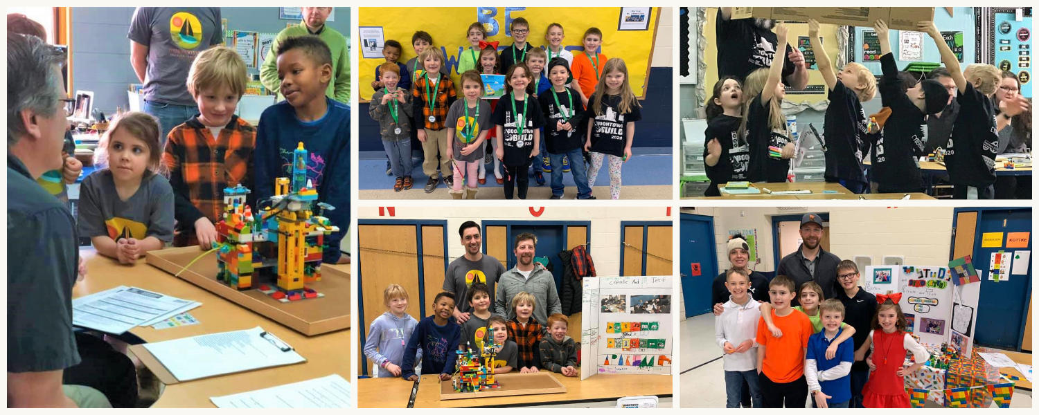 LEGO Robotics Teams