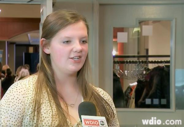 Denfeld Student Named Youth of the Year