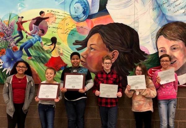 Recognition for Student Poetry