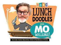 Lunch Doodles with Mo Willems student resource