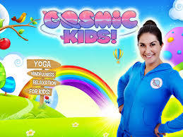 Cosmic Kids Yoga student resource