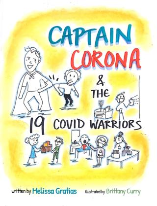 Captain Corona and the 19 COVID Warriors student resource