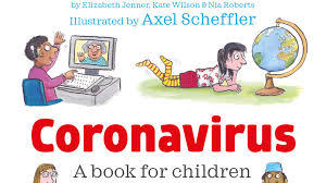 Coronavirus: A Book for Children student resource