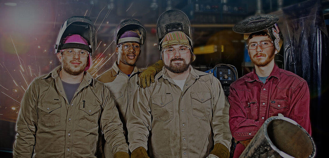 Become a Welder and Set your Own Career Goals.