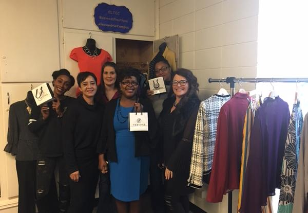 CLTCC in Partnership with Versona Launch New Clothing Boutique to Help Business Students Dress for Success