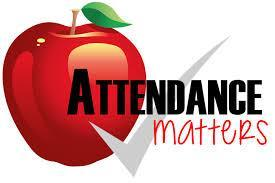 Attendance Matters with Apple and checkmark image