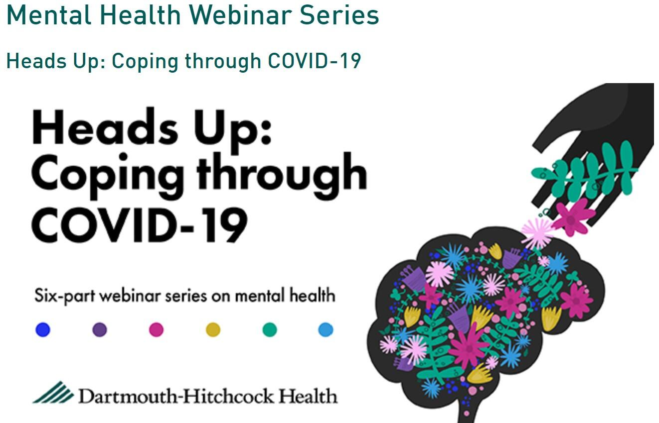 Mental Health Webinar Series on Coping through COVID-19