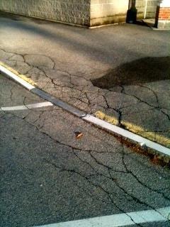 West Side Parking Lot Asphalt Resurfacing 01
