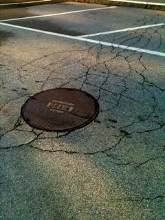 West Side Parking Lot Asphalt Resurfacing 04