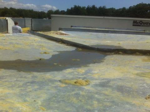 Gym HVAC Roof Top Unit 06