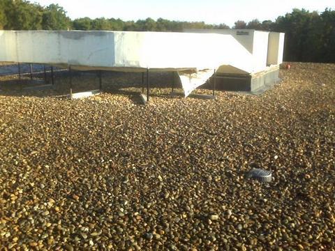 Gym HVAC Roof Top Unit 13