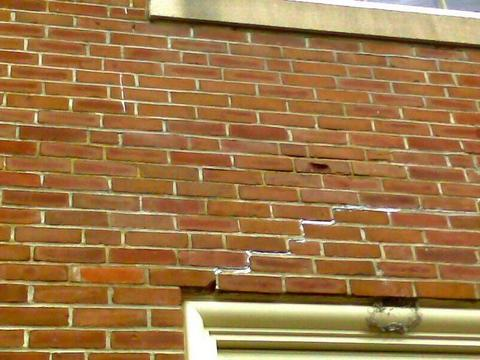 Repointing The Brick & Block 13