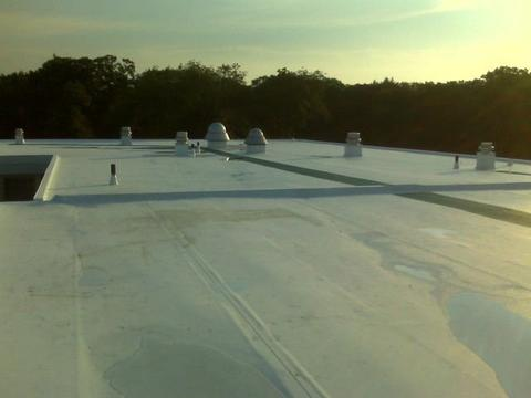 Roof Replacement - L Shaped Room (2008) 02