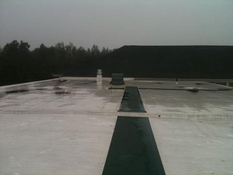 Roof Replacement - L Shaped Room (2008) 03