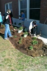 Earth Day & Expanded Irrigation 2011 01