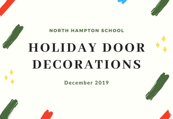 NHS Holiday Doors