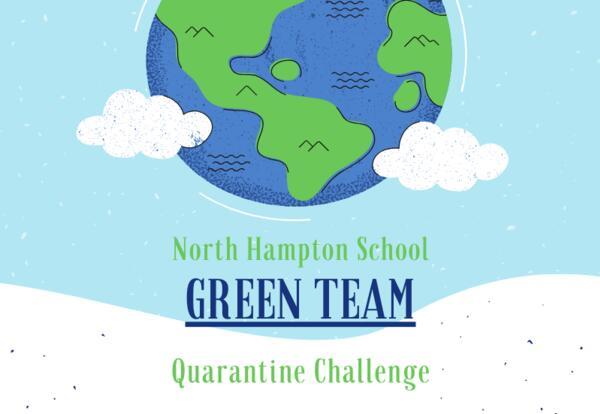 NHS Green Team Quarantine Challenge