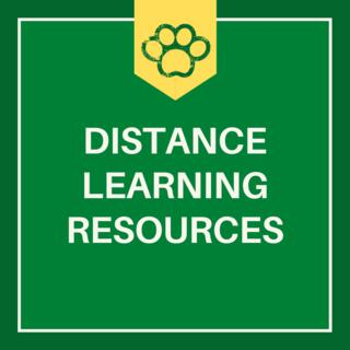 Graphic Distance Learning Resources