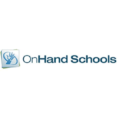 Logo for OnHand Schools