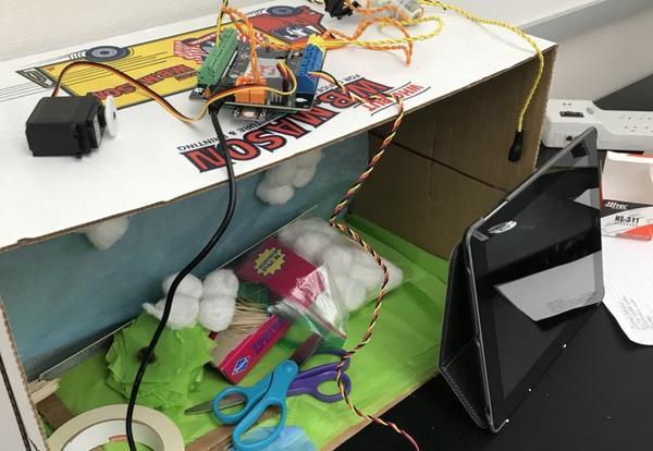 Small Robotics Experiment