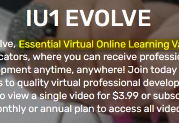 IU1 Evolve Description