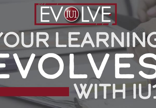 Evolve with IU1