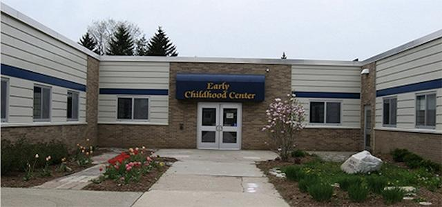 Early Childhood Center front of building image