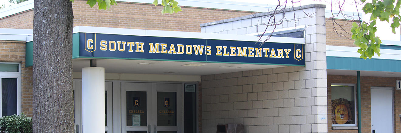 South Meadows Back Entry