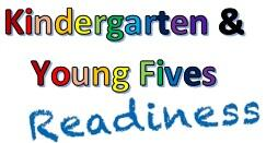 kindergarten and young fives readiness