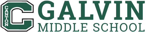 William H. Galvin Middle School logo
