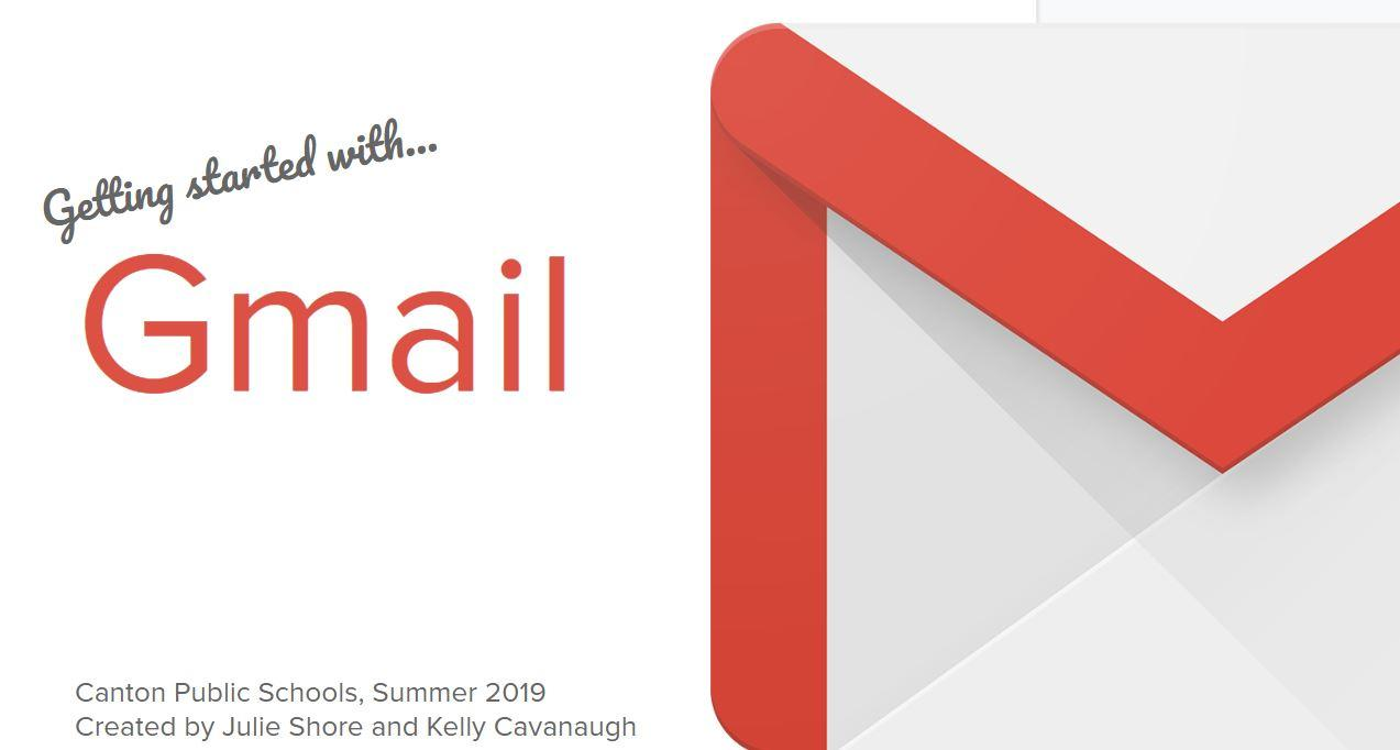 Getting Started with Gmail image