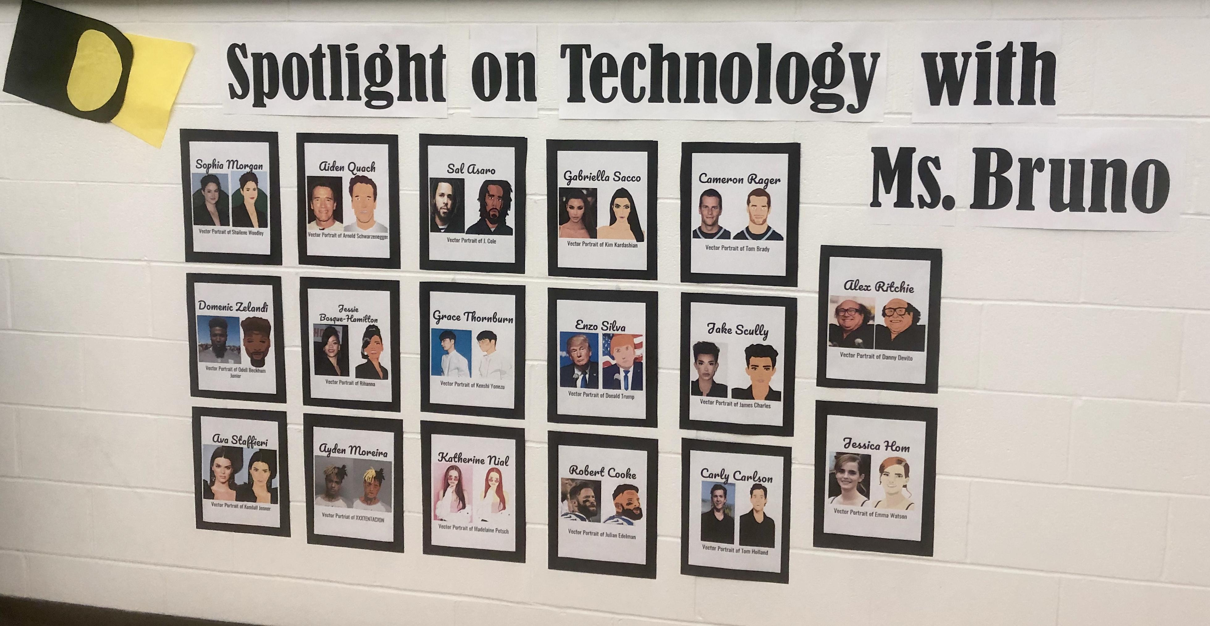 Spotlight on Technology with Ms. Bruno - Photo #1