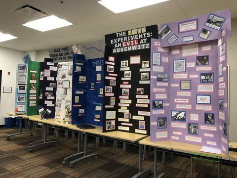 7th grade National History Day-5766