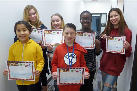 SCMS Star Students - Photo #5