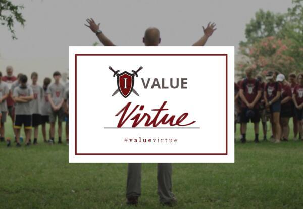 I value virtue.