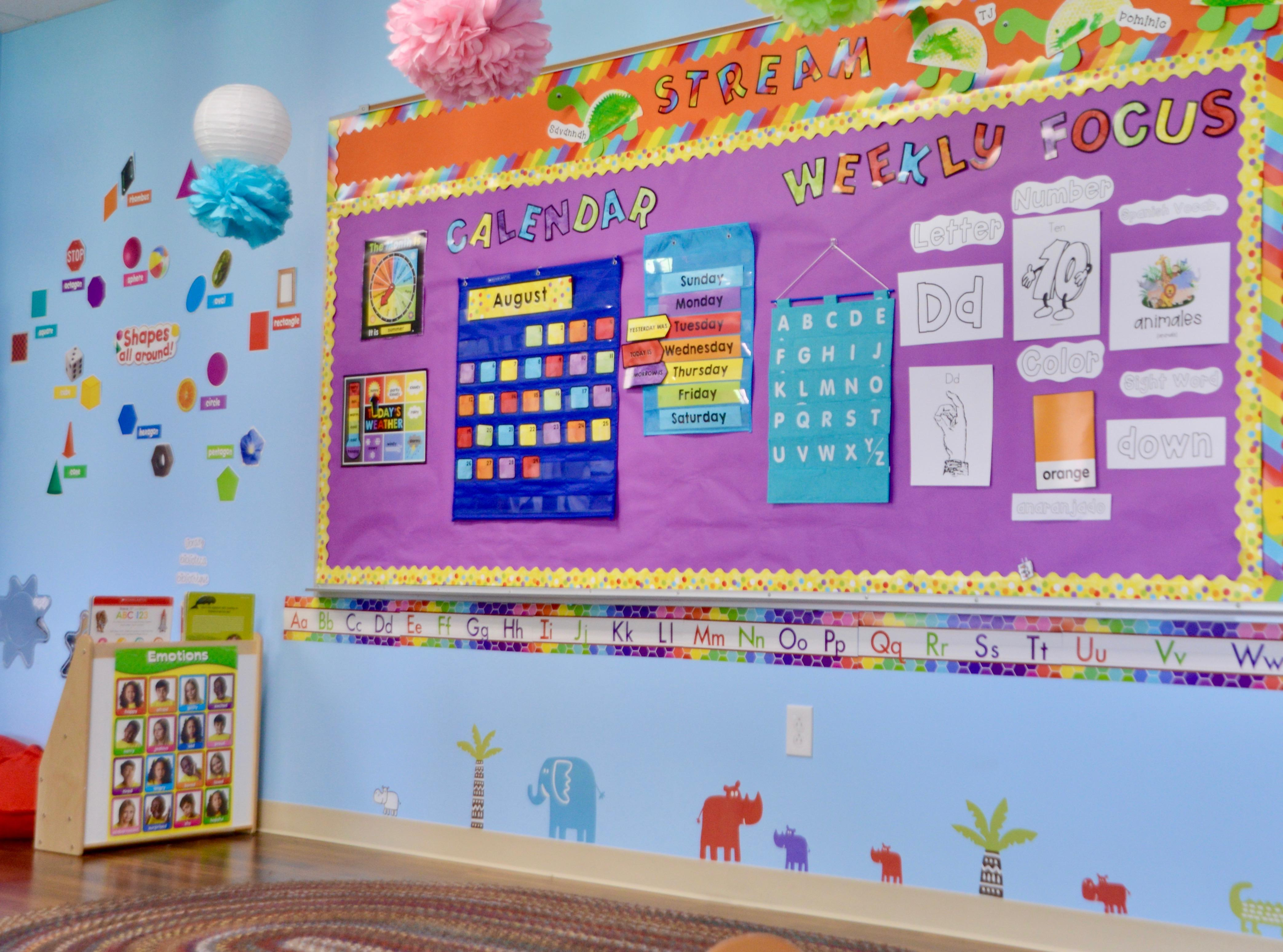 Older Toddler Room image