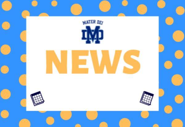 mater dei news logo